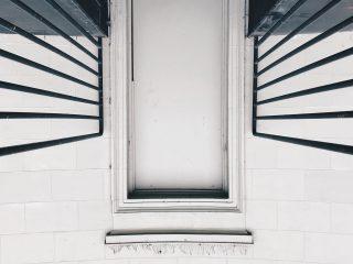 door upside down