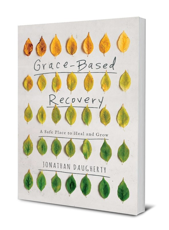 Grace-Based Recovery (Book Cover)