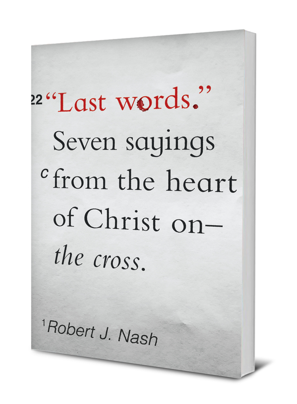 Last Words by Robert Nash (Book Cover)