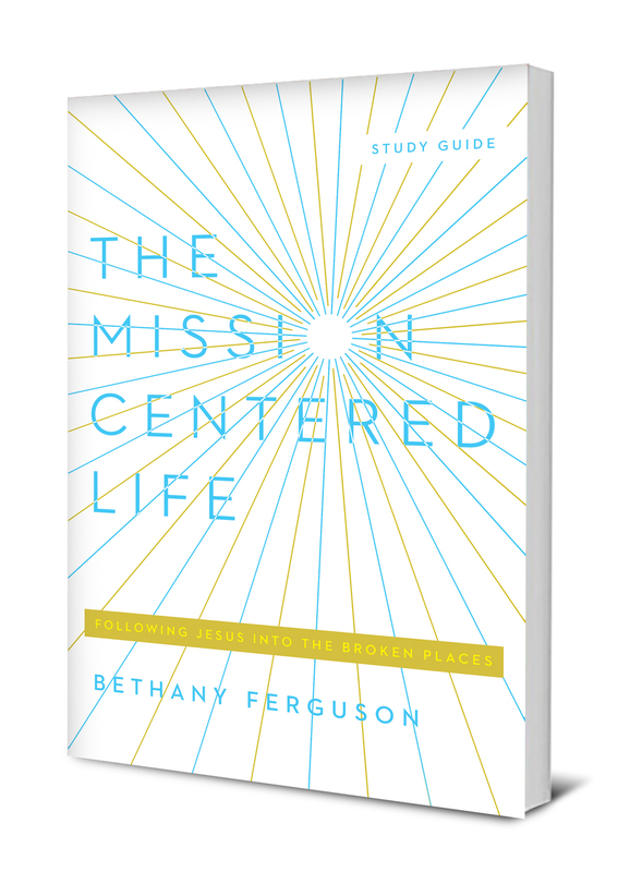 The Mission Centered Life (Book Cover)