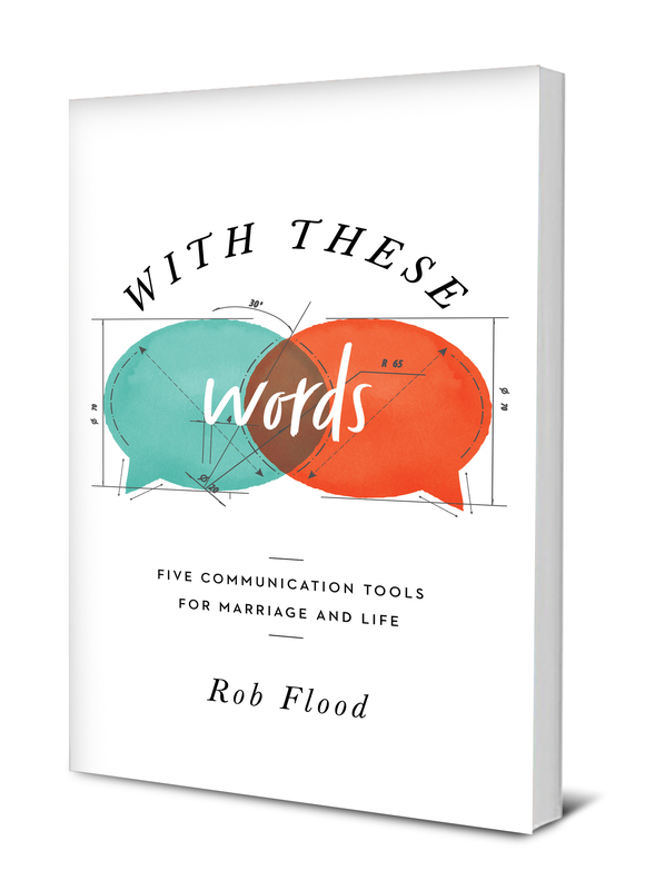 With These Words (Book Cover)