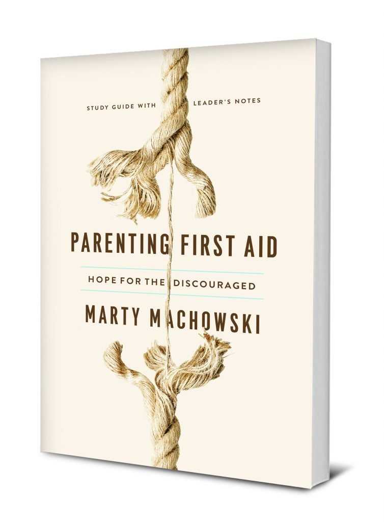 Parenting First Aid: Study Guide with Leader's Notes