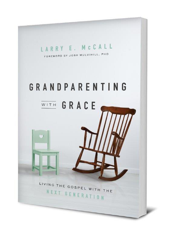Grandparenting with Grace cover