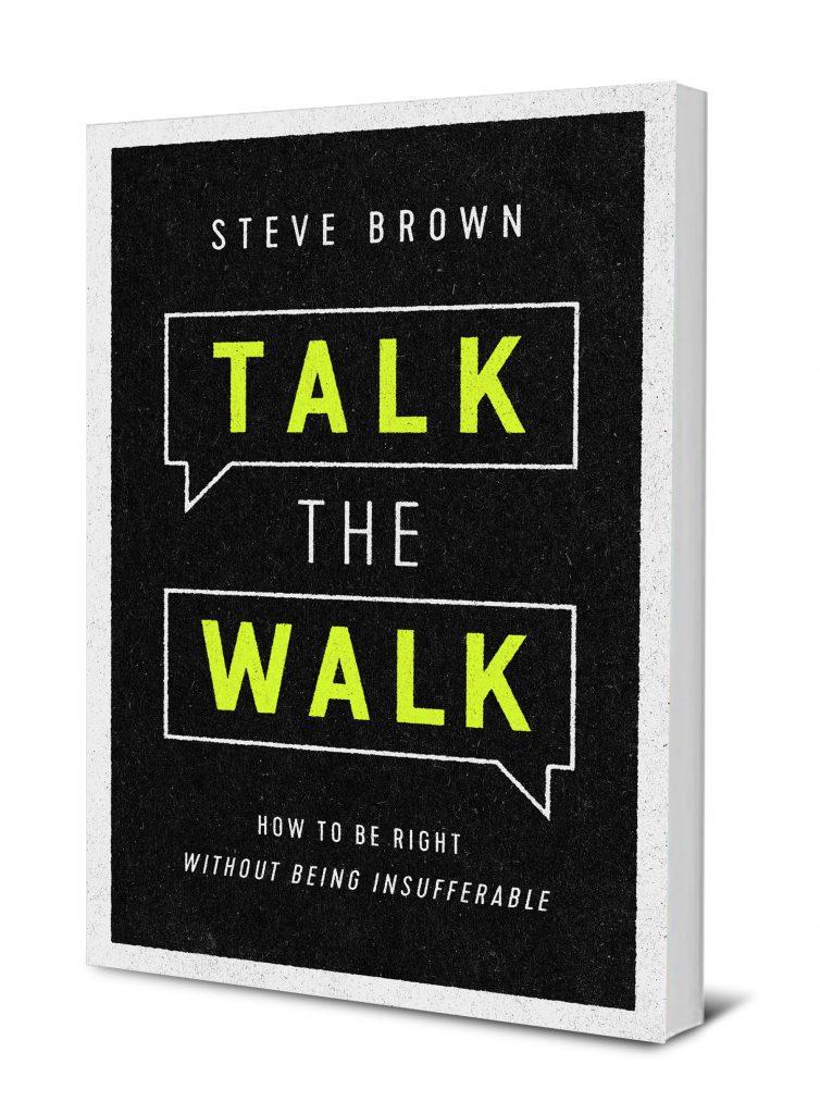 Talk the Walk book cover