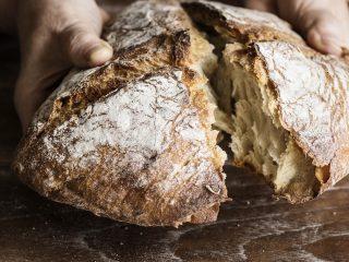 breaking bread thanks