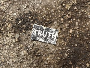 truth card