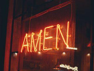 amen to Gods promises