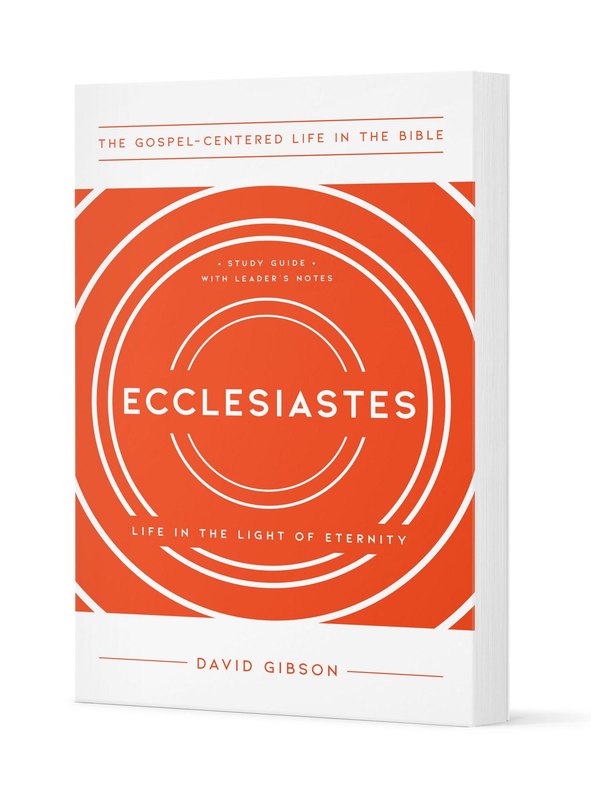 Ecclesiastes mockup