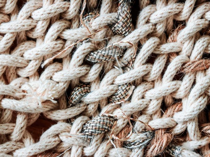 complicated web of ropes